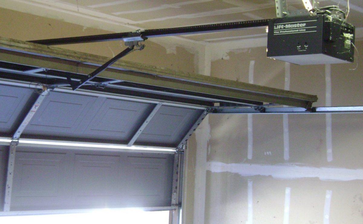 Garage Door Opener Repair And Installation