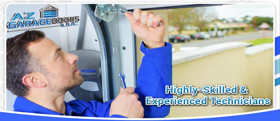 Highly Skiils Experianced technicians