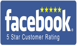 Facebook 5 Star Logo