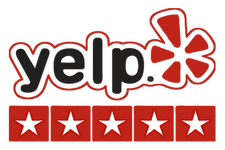 Yelp 5 Star Logo